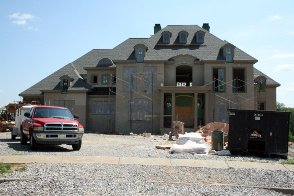 Superior 6 Custom Luxury Homes Breaking Ground And Finishing Up In Bridgemore   Luxury  Homes Of Knoxville