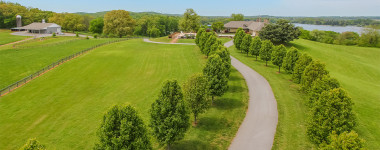 Knoxville Luxury Homes: 40 Acres Perched Above Ft. Loudon Lake