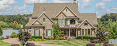 Knoxville Luxury Homes: 3527 Waterside Way in Lashbrooke
