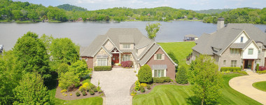 Luxury Lakefront Home in the Lashbrooke Subdivision